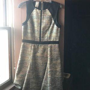 Beautiful Gold/Green Dress